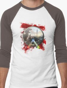 ark survival evolved  Men's Baseball ¾ T-Shirt