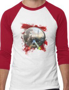 ark survival evolved  Men's Baseball ¾ T-Shirt