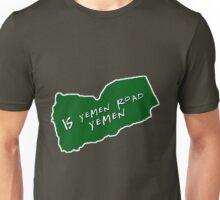 15 Yemen Road, Yemen Unisex T-Shirt