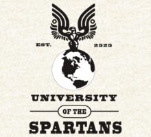 I graduated from the UNIVERSITY OF THE SPARTANS! by nationalpride