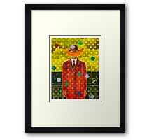 Son Of Phantasy Framed Print