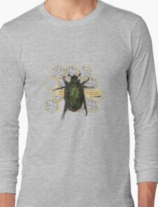 escher's june bug Long Sleeve T-Shirt