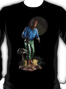 the wolf man T-Shirt