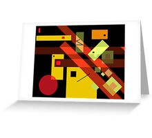 In the Balance Greeting Card