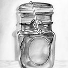 Canning Jar by marybedy