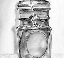 Canning Jar by marybedy