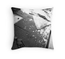 For Want - Redlands, CA Throw Pillow