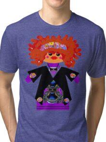 Lara, My Little Russian Rag Doll Tri-blend T-Shirt