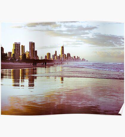 The Gold Coast Australia Poster