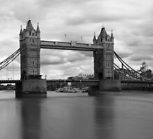 Tower Bridge London 2011 by Timothy Adams