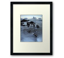 Back to the Great Southern Ocean Framed Print