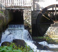Jenny Grist Mill in Plymouth,  MA by irmajxxx