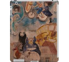 Miyazaki iPad Case/Skin