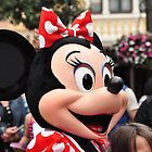 Minnie Mouse by Karina  Cooper