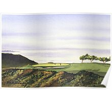 Torrey Pines South Golf Course Hole 3 Poster