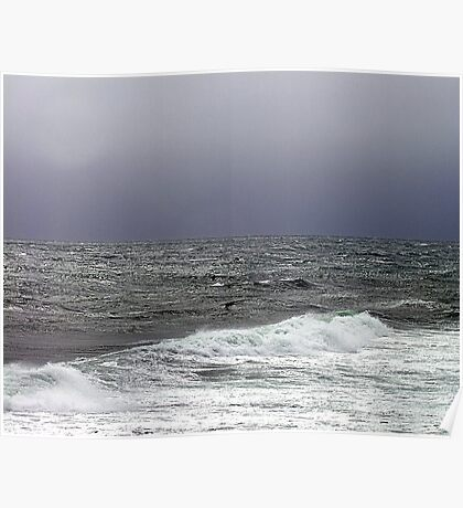 Only The Ocean Poster
