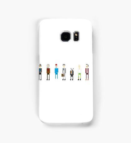 All Bill Murray's Wes Anderson Roles Samsung Galaxy Case/Skin
