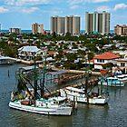 Daytona Beach by Rick  Bender