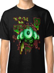 Urban Music Graffiti Style # 1 Feel DA Music Classic T-Shirt