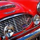 Austin Healey 3000 Sprite by Nick Bland