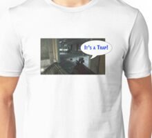 Its a trap call of duty claymore design Unisex T-Shirt