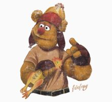 Firefrog (Firefly / The Muppets) - Jayne / Fozzie Kids Clothes