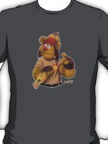 Firefrog (Firefly / The Muppets) - Jayne / Fozzie T-Shirt