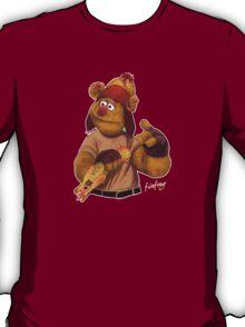 Firefrog (Firefly / The Muppets) - Jayne / Fozzie T-Shirt