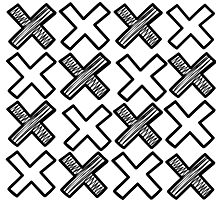 X X X X  Photographic Print
