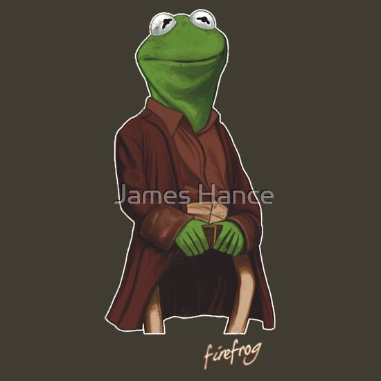 TShirtGifter presents: Firefrog (Firefly / The Muppets) - Mal / Kermit