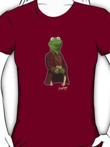 Firefrog (Firefly / The Muppets) - Mal / Kermit T-Shirt