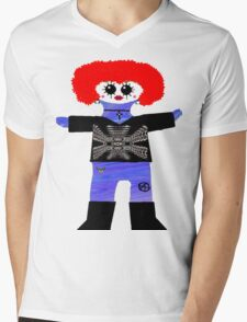 Little Punk Rock/ Goth Rag Doll T-Shirt