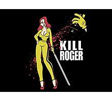 Kill Bill Jessica Rabbit Photographic Print