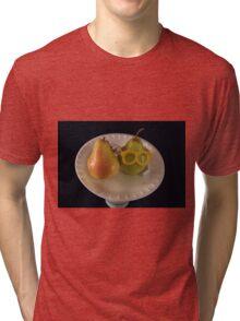 Pear Parody .07 Tri-blend T-Shirt