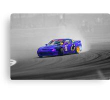 Drifting Toy Car Canvas Print