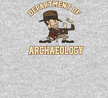 Dept. of Archaeology with Fighting Mascot T-Shirt