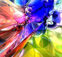 When Rainbows Collide by Alexander Butler