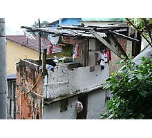 Favela, Rio de Janeiro Photographic Print