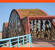 Creative Foot/Bike Bridge by DAdeSimone