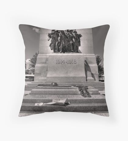 Tomb of the Unknown Soldier (1) Throw Pillow