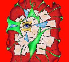 Abstract digital art - Deniteus V2 by Cersatti