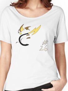 Pokemon 26 Raichu Women's Relaxed Fit T-Shirt