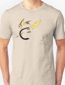 Pokemon 26 Raichu Unisex T-Shirt