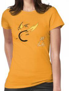 Pokemon 26 Raichu Womens Fitted T-Shirt