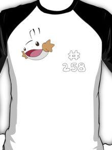 Pokemon 258 Mudkip T-Shirt