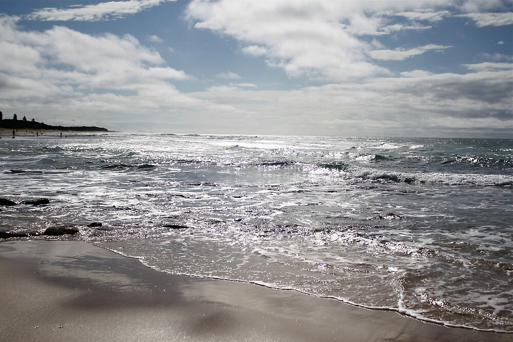 The Silver Sea. by Gabrielle  Hope