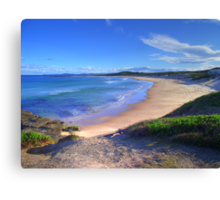 Anna Bay Beach Canvas Print