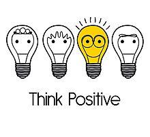 Think positive! by DeckardTop