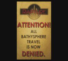 BioShock – Bathysphere Travel Denied by PonchTheOwl