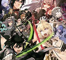 Seraph of The End by Tsukiss
